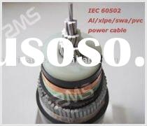 single core AL/XLPE/SWA/PVC power cable