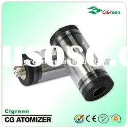 2012 China Newest Hot Selling transparent tank system atomizer 510 DCT purple