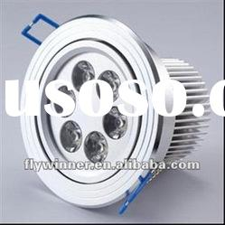 6w LED plastic ceiling light covers