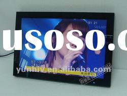 fashionable design LCD screen advertising display