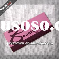High quality paper printed business card