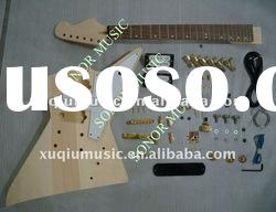 SNGK017 Electric Guitar Kits/Unfinished Guitar,Stratocaster Guitar Kits