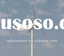 Horizontal Axis Wind Turbine Generator (2KW,3KW-5KW)with CE Approved