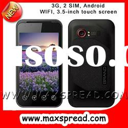 MAX-B3000 Android 3G WIFI 2 sim 2 camera mobiles