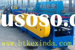 New Technology Metal Roof Z Purlin Cold Roll Forming Machine Roll Former steel structure machine