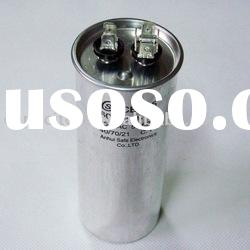 AC motor capacitor CBB65 60uf for air conditioners