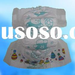 soft disposable baby diapers, baby nappy with good quality(JHC051)