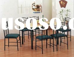Dining room furniture Table set dining table and chairs