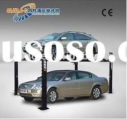 car lift 4QJY3.0-C four post hydraulic car parking lift