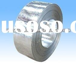 hot dipped zinc galvanized steel strip