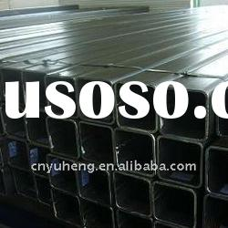 square pipe carbon steel