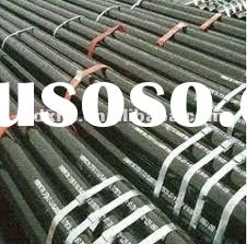 ASTM A106 Hot-rolled Seamless Steel Line Pipes