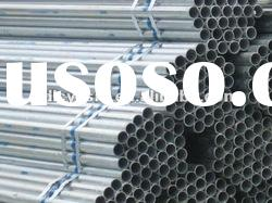 Glavanized steel pipe&tube at best price per ton