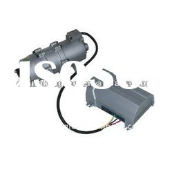 24v and 12v electric dc air conditioner compressor for bus truck air conditioning system