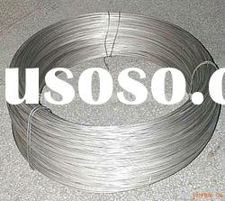 ASTM/AISI 316 stainless steel bright wire china factory