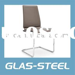 Contemporary Dining Room Chair, PU Chair WC-CY163