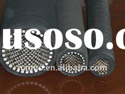 High Abrasion and Corrosion Resistant Flexible Ceramic lined rubber hose
