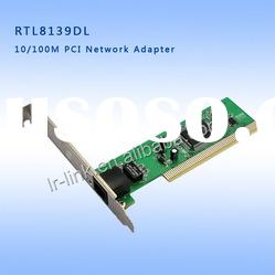 Realtek 8139DL network card 10/100 PCI rj45 wired adapter