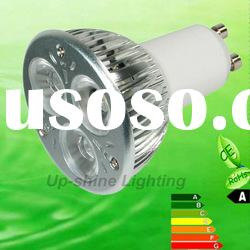 3w 6w GU10 led spot light/dimmable/high power