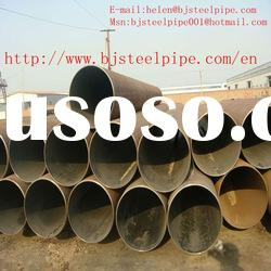Bridge Building, Ship Pipe ASTM A106 Seamless Carbon Steel Pipe