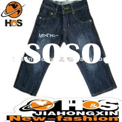 Old Fashion Kid's Denim Pants 8088