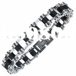Trendy wholesale 316L stainless steel bracelets bangle