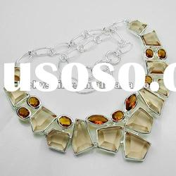 wholesale fashion necklace 2011 Morganite
