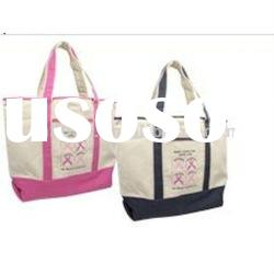 10oz canvas tote bag/canvas bag for your style