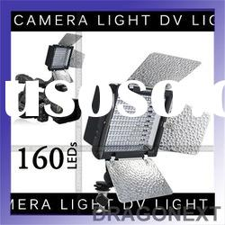 YONGNUO YN-160 160 LED Video Light With Filters For Camera/Camcorder