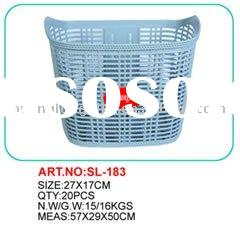 bike spare parts(black color basket, cycle parts)