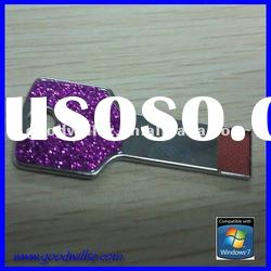 Promotional usb key flash drive 4gb with logo