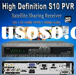 Support HD Set Top Box Tv Receiver ORTON X403p used for Australia