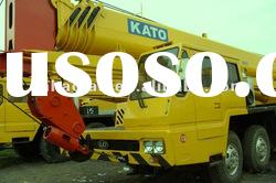 second hand kato hydraulic truck crane 55ton for sale original made in Japan