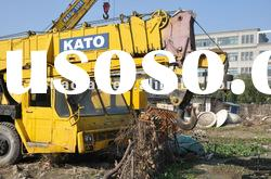 used kato mobile truck crane 50ton for sale in Japan excellent in stock