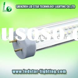 School light T8 0.6m LED Tube Light 144leds equal to 25w traditional fluorescent lamp
