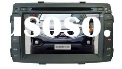 2 Din 7 inch Kia Sorento 2010 Car DVD Player with DVD/CD/MP3/MP4/Bluetooth/IPOD/Radio/TV/GPS!