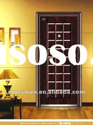 Quality Exterior Security Steel Double-layer Doors