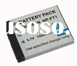video camera battery pack NP- FT1 for sony
