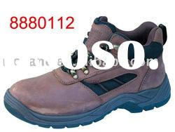 8880112 Industrial Steel toe Leather Safety Shoes