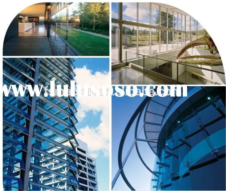 Point-Supported/Supporting Glass Curtain Wall/Frameless Glass Curtain Wall