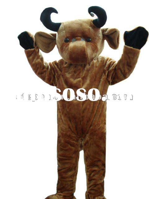 TF-2162 Cow Mascot Costumes For Adults,Anime Mascot Costume