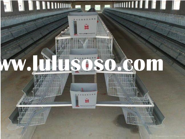 Factory direct supply high quality poultry chicken cage/uganda layer farm chicken cage for sale