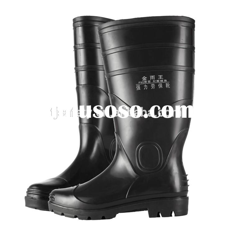 cheap rubber rain boot