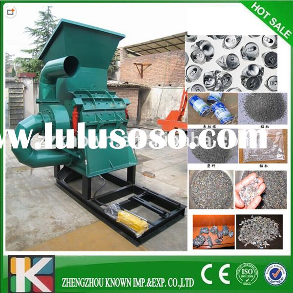 Newly designed automatic aluminum portable can crusher commerical can crusher aluminum can crusher l