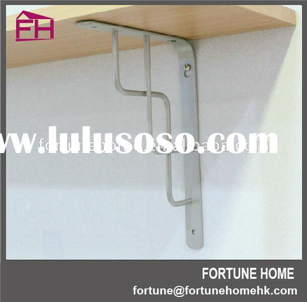 hot sell decorative metal shelf support brackets
