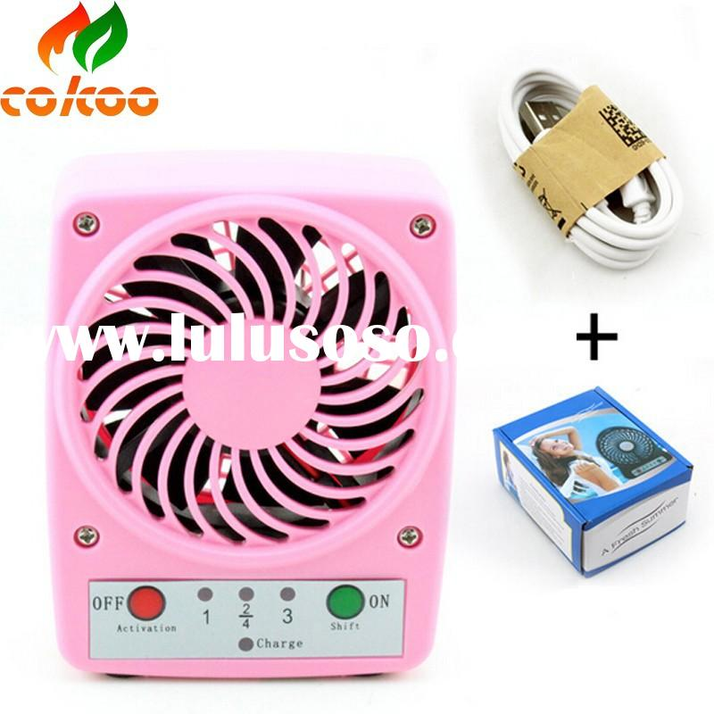 2015 Students' Dormitory Bedside Fan Desktop Small Electric Fan Quiet And Lovely Small Led F
